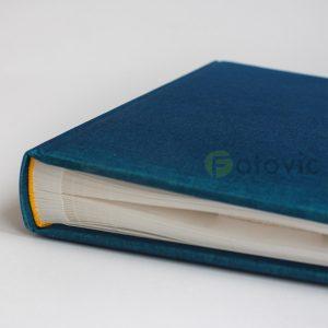 Фотоальбом Goldbuch 27711 Лен Синий 60 белых страниц 26х30