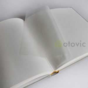 Фотоальбом Goldbuch 27723 Лен Светлый песок 60 белых страниц 26х30