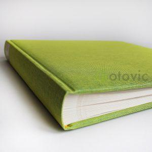 Фотоальбом Goldbuch 27805 Зеленый  60 белых страниц 26х30