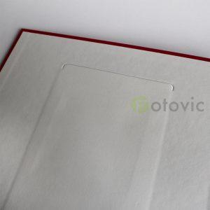 Фотоальбом Goldbuch 27890 Красный  60 белых страниц 26х30