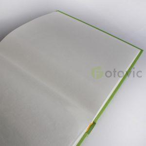 Фотоальбом Goldbuch 27896 Зеленый  60 белых страниц 26х30