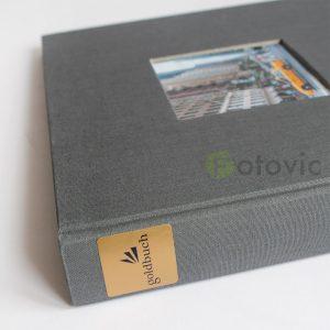 Фотоальбом Goldbuch 27945 Серый