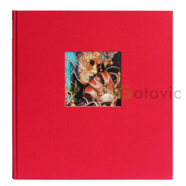 Фотоальбом Goldbuch 27984 Красный