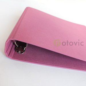Альбом Goldbuch 37508 с разъемными кольцами Розовый-бордо