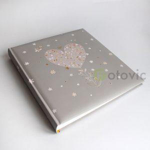 Фотоальбом Goldbuch 8184 Сердце 60 белых страниц 26х30