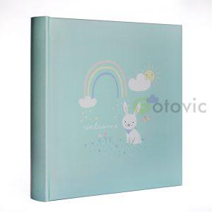 Фотоальбом детский Walther UK-184 50 белых страниц 26х29,7