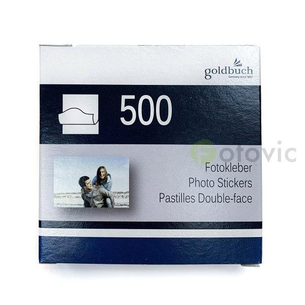 Goldbuch 83091  двусторонние стикеры 500шт