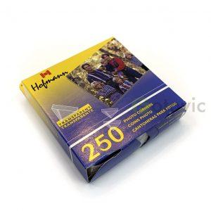 Hofmann 9306 250 прозрачные уголки для наклеивания фото