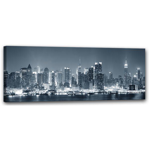 Styler репродукция на холсте Манхэттен ST092  60X150