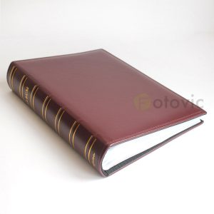 Фотоальбом Hofmann 1840 бордовый 400 фото 10х15