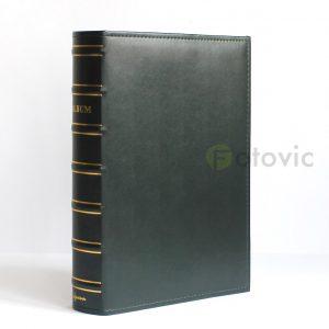 Фотоальбом с кармашками Hofmann 1840 зеленый