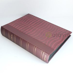 Фотоальбом Hofmann 1841 бордовый 400 фото 10х15