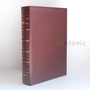 Фотоальбом Hofmann 1845 коричневый 200 фото 15х20
