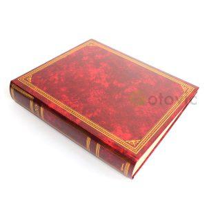 Фотоальбом Hofmann 2130 красный 10 магнитных листов 21х29,7