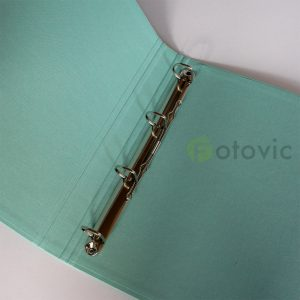 Альбом Goldbuch 37507 с разъемными кольцами Бирюзовый