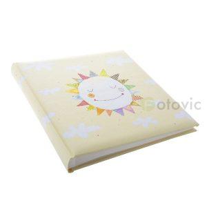Фотоальбом детский Goldbuch 15362 Счастливое солнце 60 белых страниц 26х30