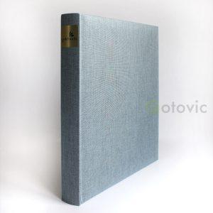 Фотоальбом Goldbuch  27607 Cеро-голубой