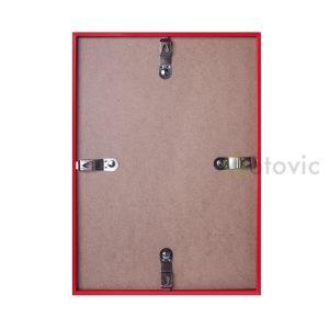 Рамка для фотографии Hofmann 24х30 45-R красная