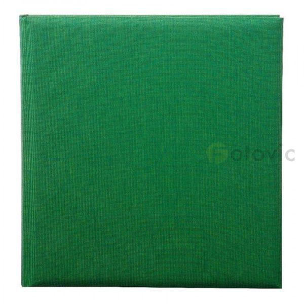 Фотоальбом Goldbuch 27806 Лен Зеленый 60 белых страниц 26х30