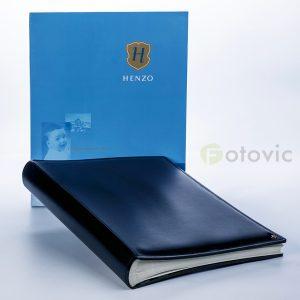 Элитный фотоальбом 1107907 Henzo Gran Cara синий Италия
