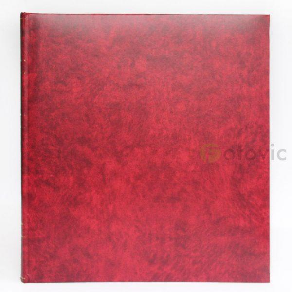 Фотоальбом Henzo 10012 03 Basicline красный 25x24.5 60 белых страниц