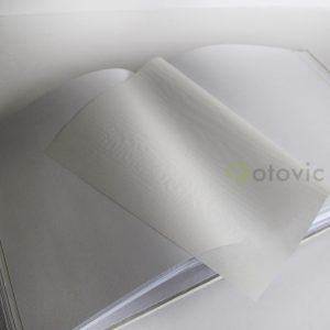 Фотоальбом HENZO 10014 02 Basicline белый 28x30.5 70 белых страниц