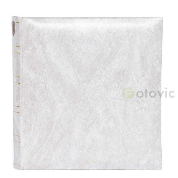 Фотоальбом HENZO 10015 02 Basicline белый 30x36.5 80 белых страниц