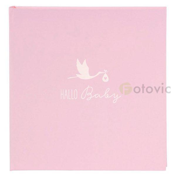 Фотоальбом детский Goldbuch 15203 Розовый аист