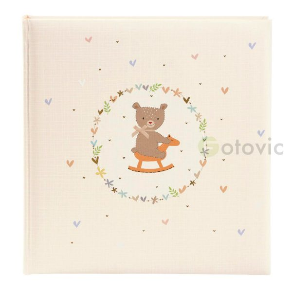 Фотоальбом детский Goldbuch 15470 Качающийся медведь